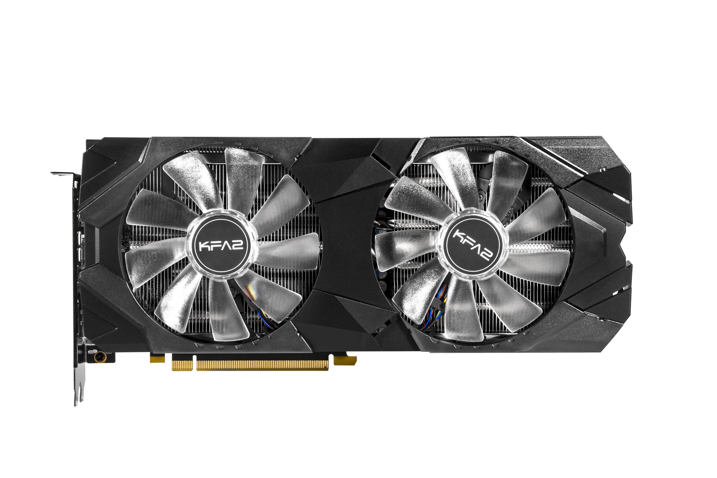 Carte graphique GeForce RTX 2080 Super Ex 1-Click OC 8 Go KFA2