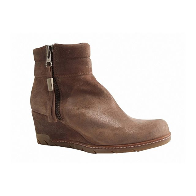 Gaimo 1061 Croste-boots-taupe