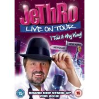 Universal Pictures Uk - Jethro - I Told It My Way IMPORT Anglais, IMPORT Dvd - Edition simple