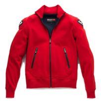 Blauer - blouson moto Easy sportswear homme rouge