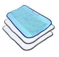 IRobot Lot de 3 lingettes microfibres pour aspirateur