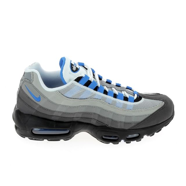 air max 95 blanche et bleu