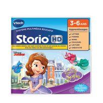 Vtech - Jeu Hd pour tablettes Storio : Princesse Sofia - 272005