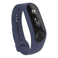 Tom Tom - Bracelet d'activité Tomtom Touch Cardio indigo petit bracelet