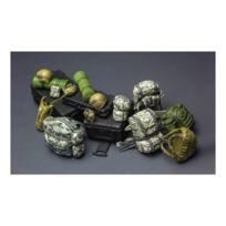 Meng - Accessoires pour figurines : Equipement individuel pour véhicules Us Army modernes