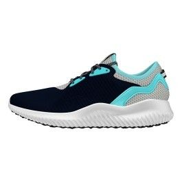 new style f6080 5ab76 Adidas - Chaussures Alphabounce Lux bleu gris femme