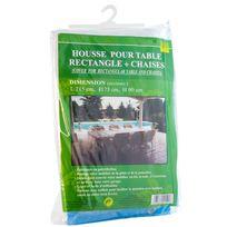 Housse De Protection Pour Table De Jardin Achat Housse De - Housse de protection pour canape exterieur