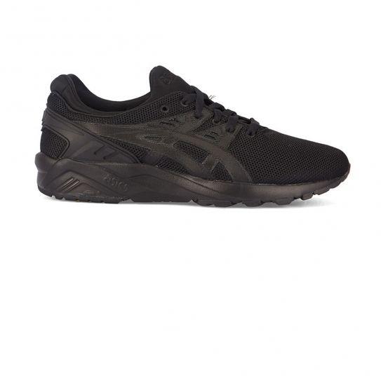 Asics Chaussures Gel Kayano Evo Baskets Noir H707N 9090 Asics Soldes