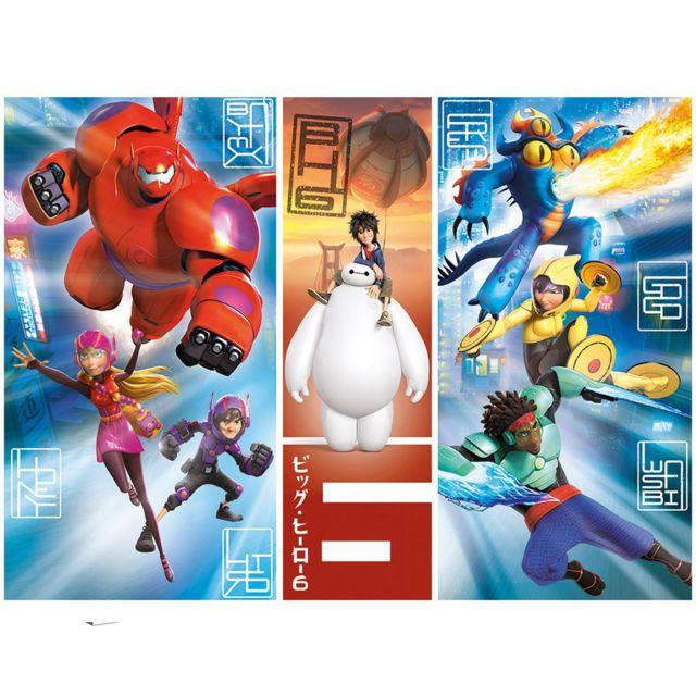 Héros 6 dessin animé