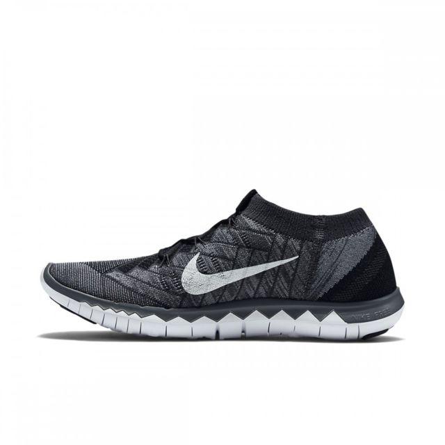 meilleur site web 48240 62615 Nike - Basket Free 3.0 Flyknit - Ref. 718418-001 - pas cher ...