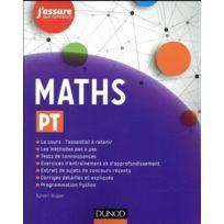 Dunod - Maths Pt