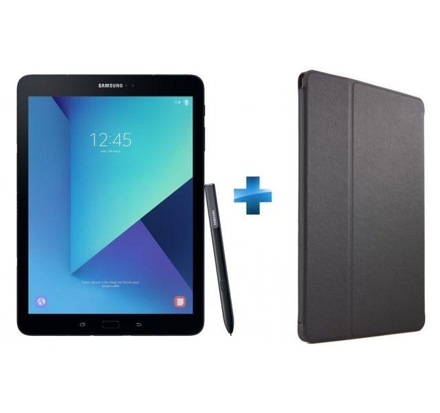 Samsung - Galaxy Tab S3 - 9,7'' - 32 Go - 4G - Noir