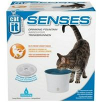 Cat It - Fontaine a eau 21,5x19,5x22cm - Pour chat