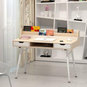 Rocambolesk Superbe Bureau informatique Coiffeuse table de