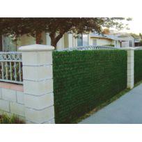 Habitat et Jardin - Haie artificielle 100 X 300 cm
