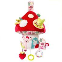 Babysun Nursery - Champignon musical et lumineux Les Coquettes
