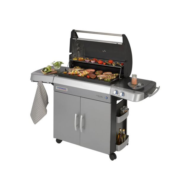 barbecue gaz destockage