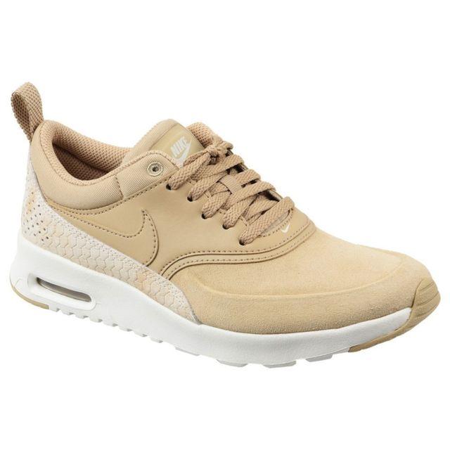 Nike Air Max Thea Premium Wmns pas cher Achat Vente