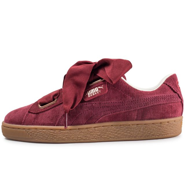 puma femme chaussure rouge