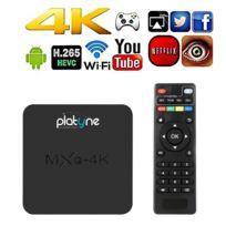 Elitaccess - Box Android Tv 4k
