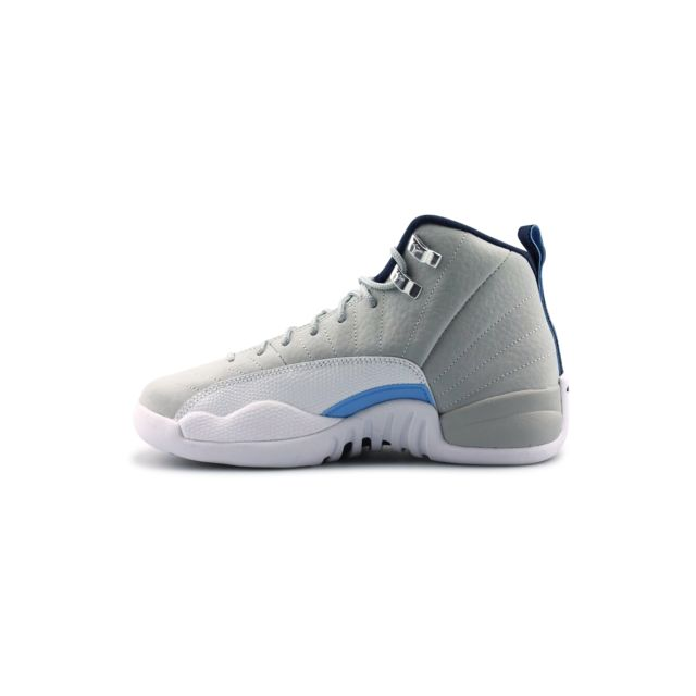 340b12793279e Nike - Air Jordan 12 Retro Bg Junior Gris 153265-007 - pas cher ...