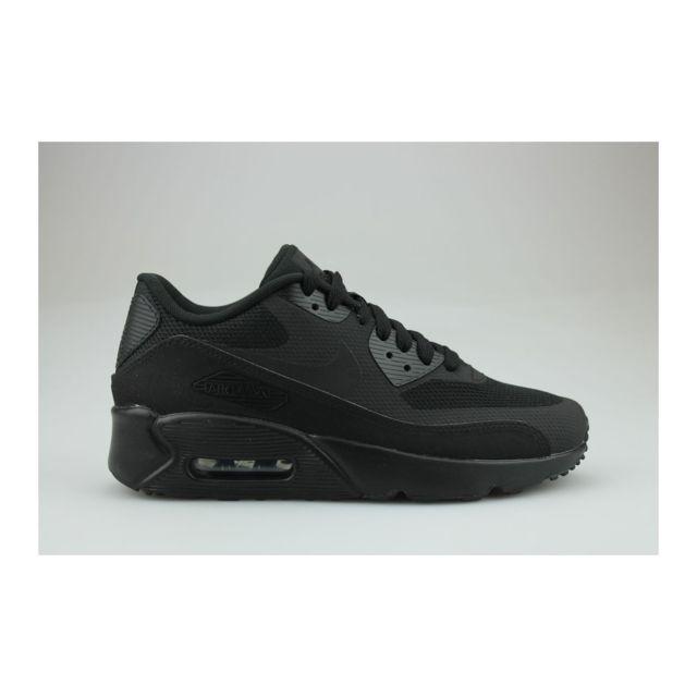 Nike Air Max 90 Ultra 2.0 Junior Noir pas cher Achat