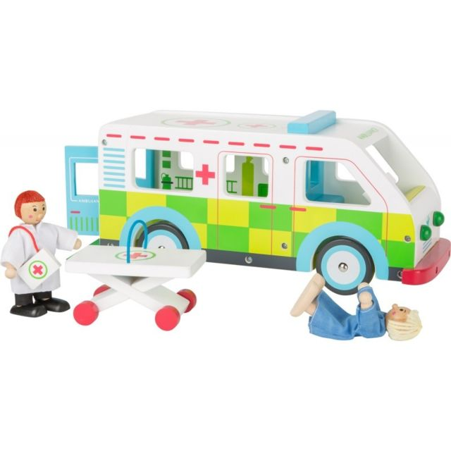 Small Foot Company Univers de jeu Ambulance