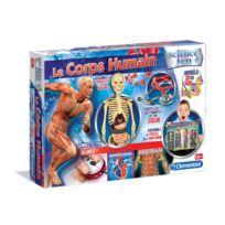Clementoni - Science et jeu : Le corps humain