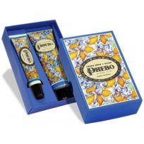 Phebo - Kit Crème Mains & Gloss Citron Sicilien Mediterrâneo