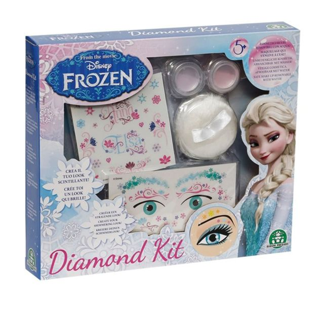 Giochi Preziosi Kit De Maquillage Diamond La Reine Des Neiges