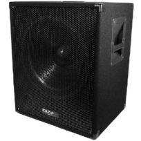 Ibiza Sound - Caisson bi-amplifié 800w cube1512-solo