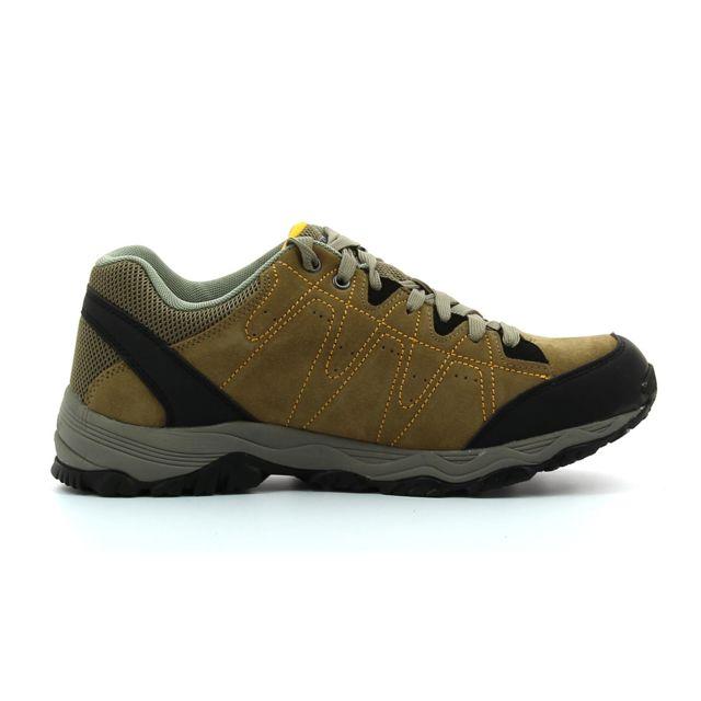 Hitec - Chaussures de randonnée Hi Tec Libero Ii Wp Beige
