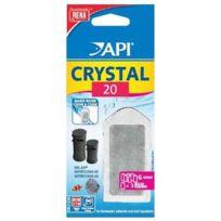 Api - Filtre Crystal 20 x6, Rena - Pour aquarium