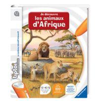 """Tiptoi - livre """"Je découvre les animaux d'Afrique"""