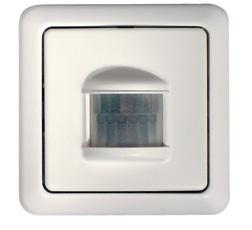 Interrupteur détecteur de mouvement -blanc