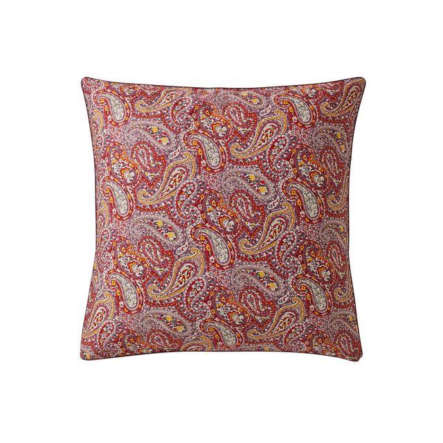 Essix Bandana Taie doreiller Coton//Percale de coton Sienne 65 x 65 cm