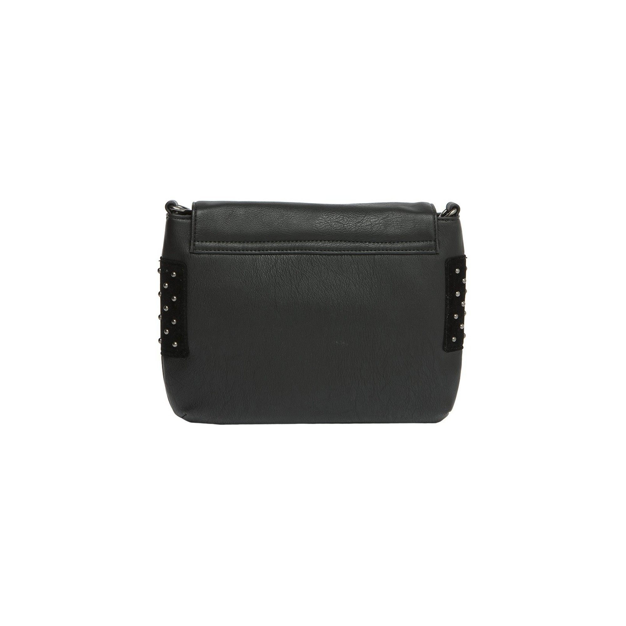 Sac Sky Square Shoulder Noir