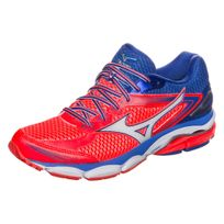 Mizuno - Wave Ultima 8 Orange Et Bleu Chaussures de running femme