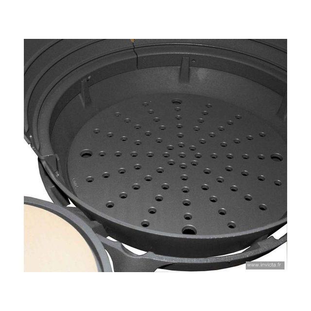 Barbecue bois Shogun Grill grille diamètre : 50 cm 22974