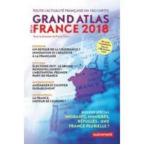 Autrement - grand atlas de la France édition 2018