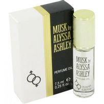Alyssa Ashley - Musk Parfum Huile 7,5 Ml Eau De