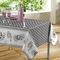 nappe toile ciree achat nappe toile ciree pas cher soldes rueducommerce. Black Bedroom Furniture Sets. Home Design Ideas