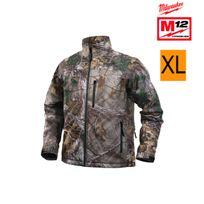 Milwaukee - Veste chauffante camouflage M12 Hj Camo4-0 taille Xl sans batterie ni chargeur 4933451599