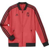 Performance No Junior Real Madrid Blanco Anthem Adidas Jacket Pd70qPH a27fd20deb541
