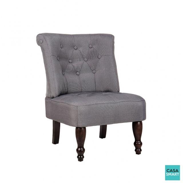 Casasmart Comfy fauteuil gris