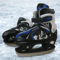 Physionics - Patins pour hockey sur glace EHSLSH04, rouge - 30/33