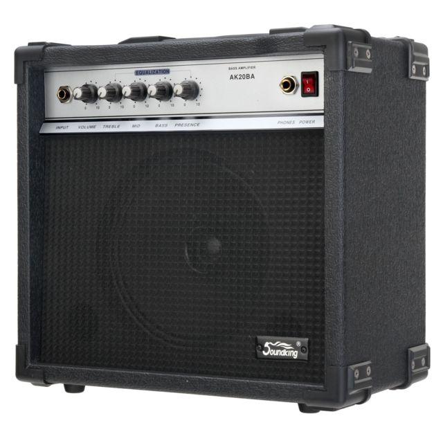 Soundking Ak20 Ba amplificateur pour basse