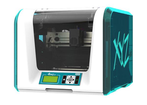 xyz printing imprimante 3d da vinci junior wifi pas cher achat vente imprimante 3d. Black Bedroom Furniture Sets. Home Design Ideas