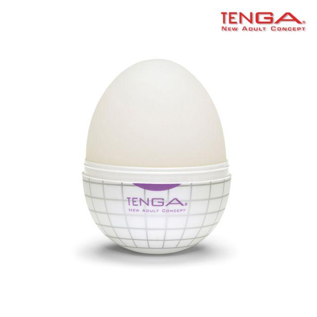 Tenga - Oeuf Masturbateur - Egg Spider Unisexe
