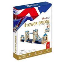 Cubic Fun - Tower Bridge London 3D Puzzle